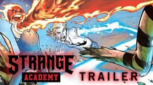 STRANGE ACADEMY Trailer 2 Marvel Comics