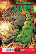 Savage Hulk Vol 2 2