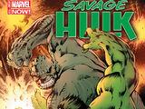 Savage Hulk Vol 2 2