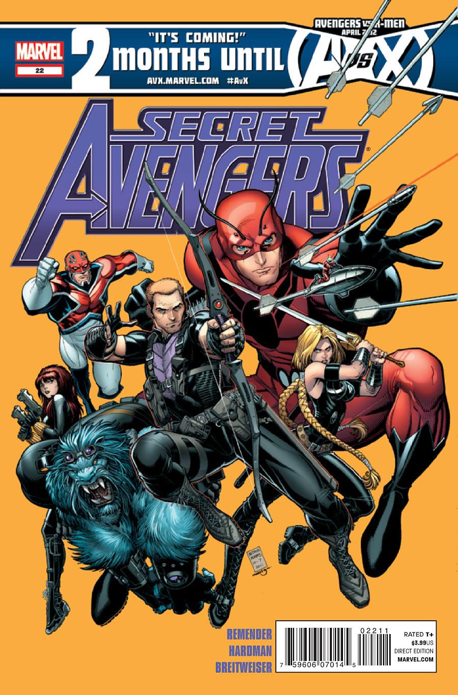 Secret Avengers Vol 1 22 | Marvel Database | FANDOM powered