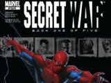 Secret War Vol 1 1