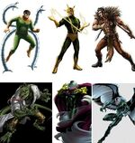 Sinister Six (Earth-12131) Marvel Avengers Alliance