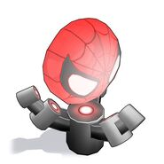 Spider-Man's Spider-Signal from Marvel Avengers Academy 002