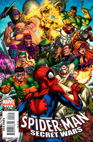 Spider-Man & the Secret Wars Vol 1 2
