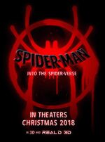 Spider-Man Into the Spider-Verse poster 001