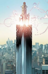 Stark Tower (Columbus Circle, Original) from Siege Vol 1 4 002