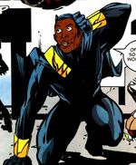 T'Challa (Earth-730834) from Avengers United They Stand Vol 1 1 0001