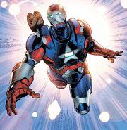 Toni Ho (Earth-616) from U.S.Avengers Vol 1 1 001