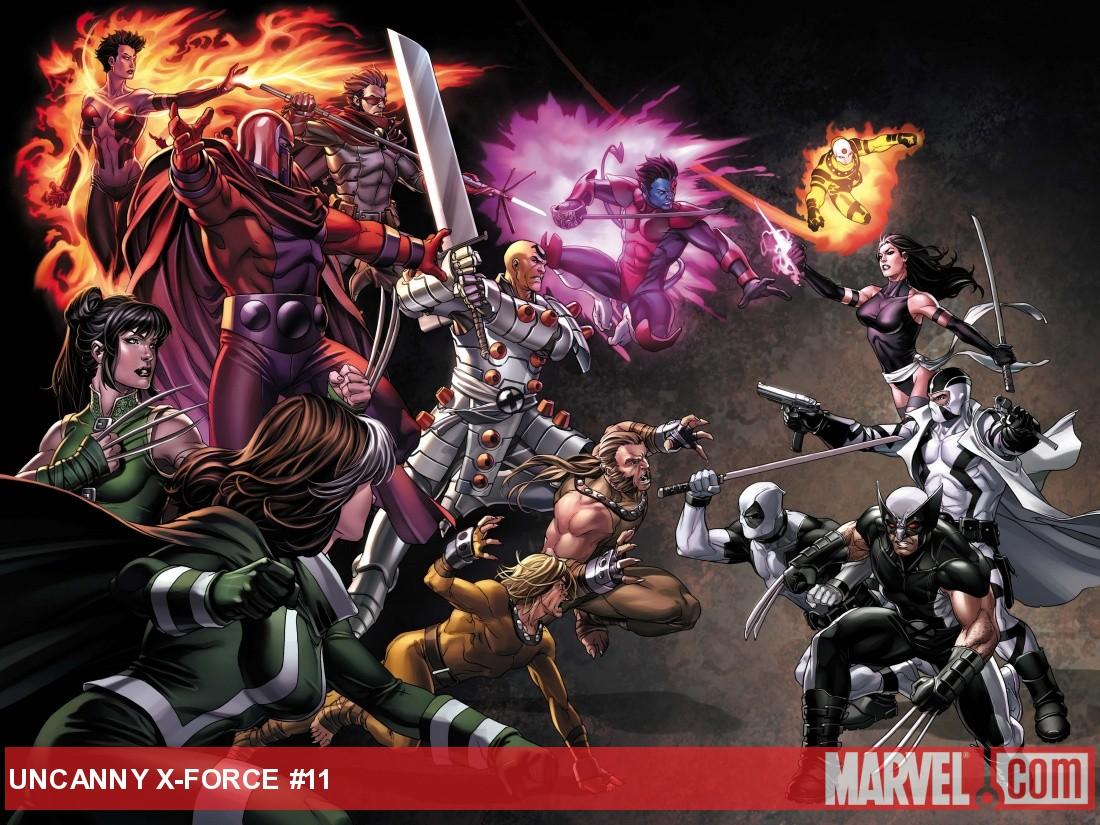 Uncanny X-Force Vol 1 11 Solicit.jpg