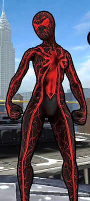 Venom (May Parker) from Spider-Man Unlimited (Video Game) 0001