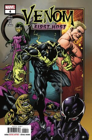 Venom First Host Vol 1 4