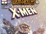 War of the Realms: Uncanny X-Men Vol 1 2