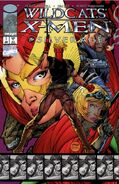 WildC.A.T.sX-Men Vol 1 The Silver Age Variant