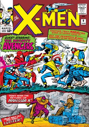 X-Men Vol 1 9