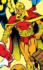 Adam Warlock (Earth-9105) from New Warriors Vol 1 12 0001