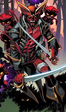 Azazel (Earth-616) from Amazing X-Men Vol 2 1 0001