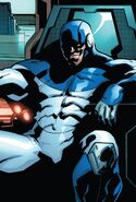 Basil Sandhurst (Earth-616) from Tony Stark Iron Man Vol 1 1 001
