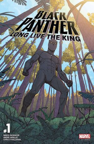 Black Panther Long Live The King Vol 1 1