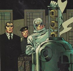 Blackworks Paramilitary Services (Earth-19725) from Spider-Girl The End Vol 1 1 001