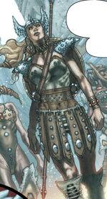 Brunnhilde (Earth-94001) from Thor For Asgard Vol 1 1 0001