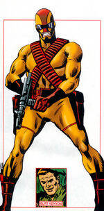 Burt Kenyon (Earth-616) from All-New Official Handbook of the Marvel Universe Update Vol 1 2 0001