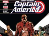 Captain America: Sam Wilson Vol 1 21