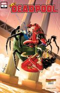 Deadpool Vol 8 5 Spider-Woman Variant