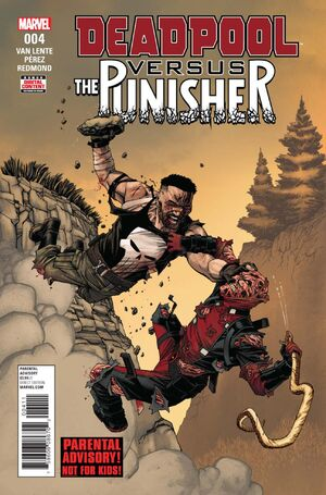 Deadpool vs. The Punisher Vol 1 4