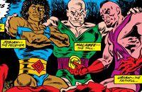 Disciples of Doom (Earth-616) from Daredevil Vol 1 97 0001