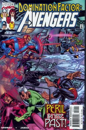 Domination Factor Avengers Vol 1 2.4