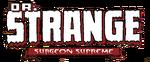 Dr. Strange Vol 1 3 Logo
