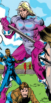 Edward Pasternak (Earth-616) from X-Factor Annual Vol 1 6