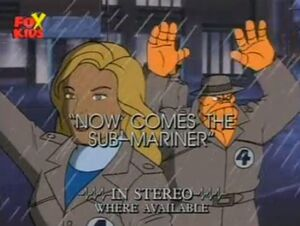 Fantastic Four (1994 animated series) Season 1 3 Screenshot 0001