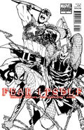 Fear Itself Vol 1 6 Ramos Sketch Variant
