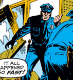 Harris (NYPD) (Earth-616) from Amazing Spider-Man Vol 1 72 001