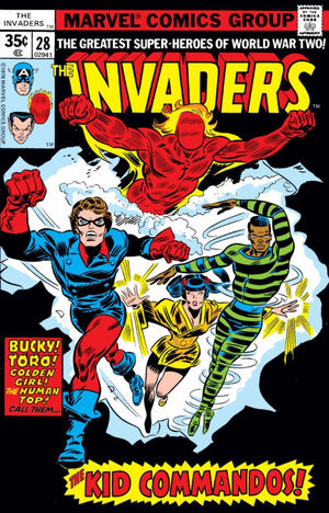 Invaders Vol 1 28