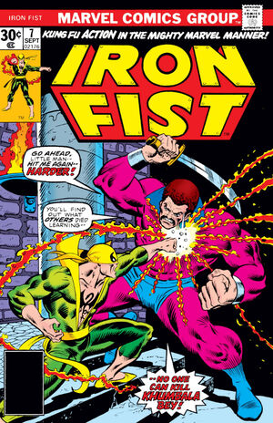 Iron Fist Vol 1 7