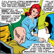 Jean Grey (Earth-616) from X-Men Vol 1 24 0001