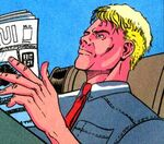 John Smith (Earth-616) from Meteor Man Vol 1 1 0001