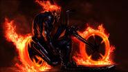 Johnathon Blaze (Earth-6109) from Marvel Ultimate Alliance 005