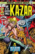 Ka-Zar Vol 2 5