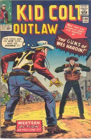 Kid Colt Outlaw Vol 1 126