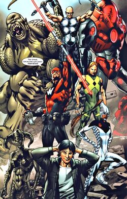 Liberators (Earth-1610) from Ultimates 2 Vol 1 9 0001