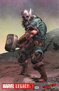 Marvel Legacy Vol 1 1 NYCC Deodato Odin Variant