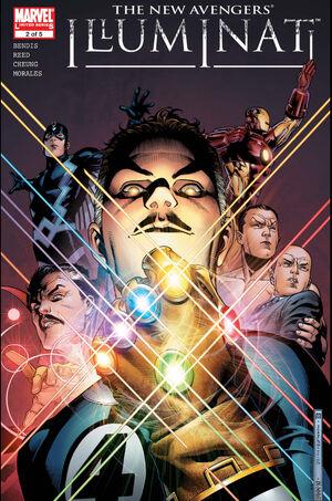New Avengers Illuminati Vol 2 2