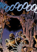 Order of the Moon Knights (Earth-51910) from Secret Wars Journal Vol 1 1 0001