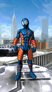Peter Parker (Earth-TRN373) from Spider-Man Unlimited (video game)