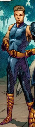 Roberto Trefusis (Earth-311) from Marvel 1602 Vol 1 2 0001