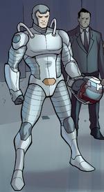 Silvio Manfredi (Earth-12041) Marvel Universe Avengers Infinite Comic Vol 1 7