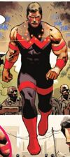 Simon Williams (Earth-616) from Uncanny Avengers Vol 1 9 0001